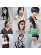 "サーフェス(surface)の写真/""Hair is fashion"""